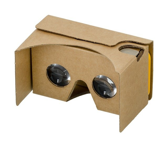 Eine kurze Geschichte von VR
